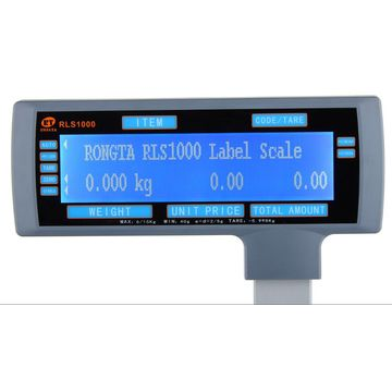 Rongta RLS1100 Electronics Scale with Built-in Barcode Printer