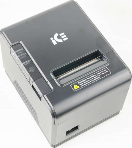 IRP 260 ICE Thermal Receipt Printer With Usb/Serial/Ethernet